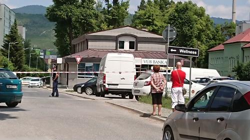Rukojemnícka dráma v Krompachoch