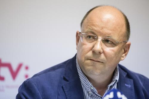 Riaditeľ RTVS Jaroslav Rezník