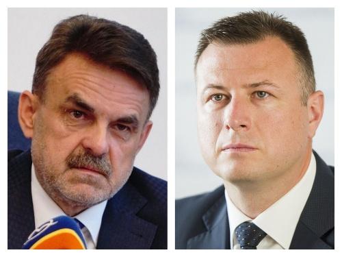 Jaromír Čižnár, Gábor Gál