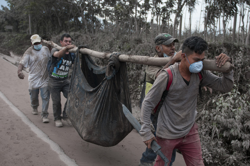 Hrôza v Guatemale: VIDEO