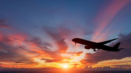 Po pristátí lietadla sa