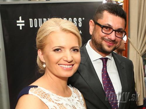 Aneta Parišková so snúbencom