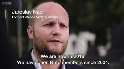 BBC nakrútila na Slovensku