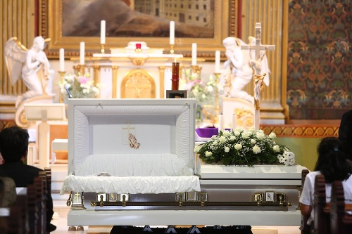 Kauza smrti Filipínca Henryho: