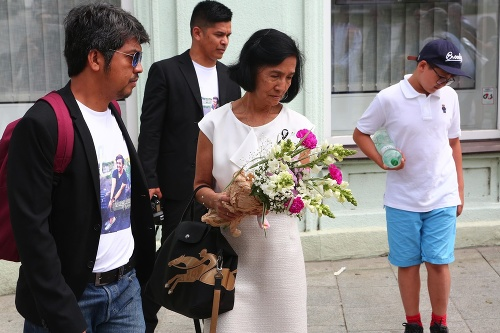 Čachre-machre po smrti Filipínca