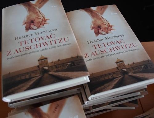 Kniha Tetovač z Auschwitzu