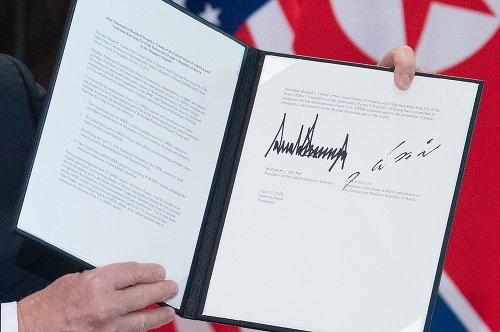 Dohoda KĽDR a USA