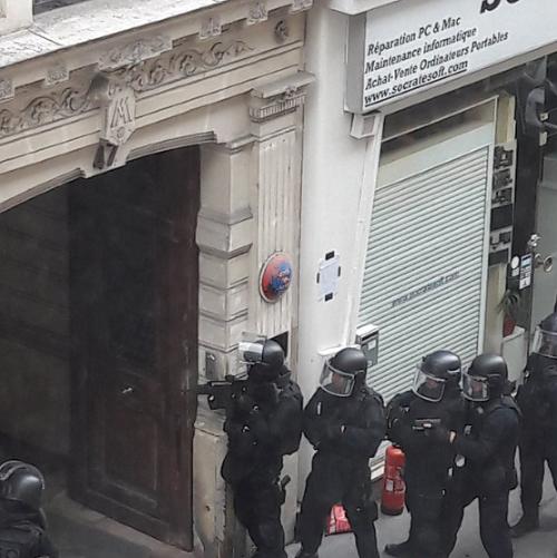 Rukojemnícka dráma v Paríži