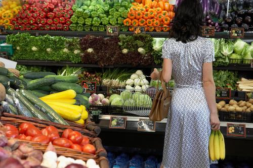Ovocie a zelenina v