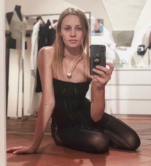 Mária Čírová bez mejkapu