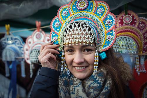 Ruská žena