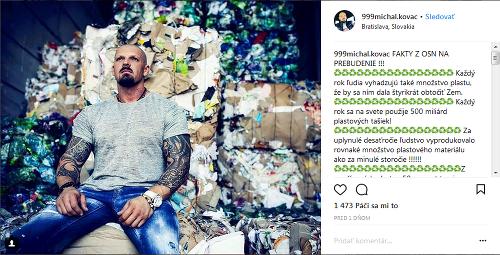 Michal Kováć sa rád