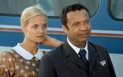 Gabriela Vránová a Vladimír