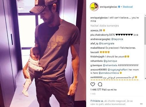 Enrique Iglesias sa čoskoro
