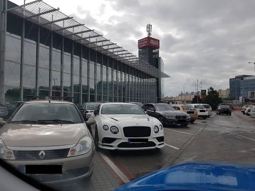 Auto Mariána Kočner