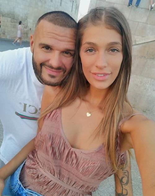 Jasmina Alagič a Patrik