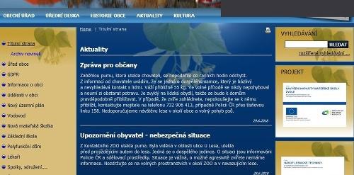 Obrovská panika v Prahe! Zo ZOO utiekla puma  Zákaz vychádzania ... 989a2c96b28