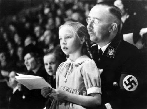 Dcéra nemeckého veliteľa Heinricha