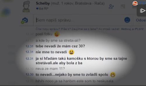 Kristína Kövešová na love