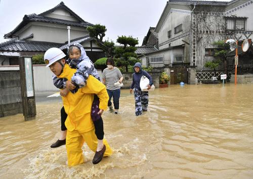 Povodne zasiahli juhozápadné časti