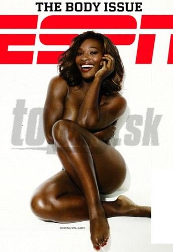 Svalnatá Serena Williams: Takto
