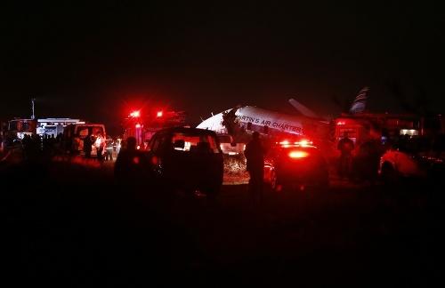 PRÁVE TERAZ Letecké nešťastie