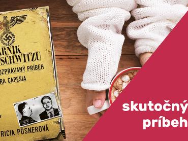 Kniha Lekárnik z Auschwitzu