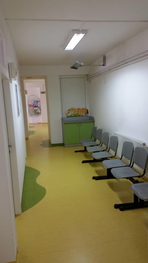 Detská pediatrička z Ambulancie