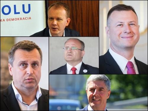Politici otvorene vyjadrili svoj