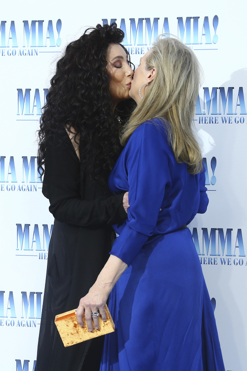 Meryl Streep, Cher