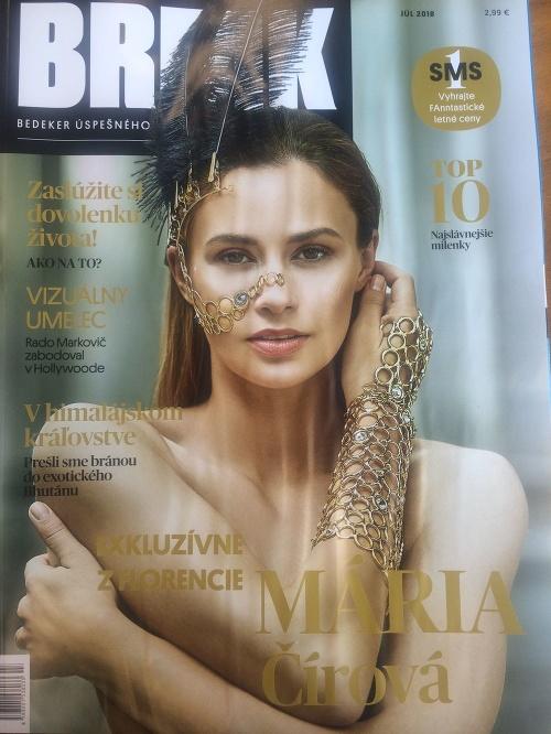 Hanblivka Čírová šokuje: HORE