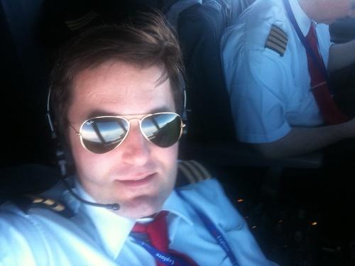 Pilot Vratko Rohoň z