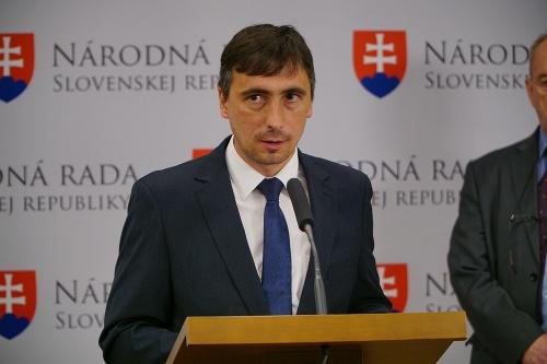 Ján Marosz, tieňový minister