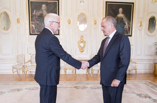Pavol Šajgalík a Andrej