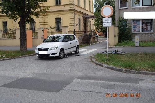 Vážna nehoda v Košiciach: