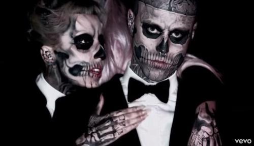 Lady Gaga, Zombie Boy