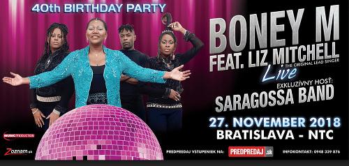 koncert Boney M &