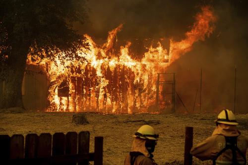Kalifornské peklo má ďalšiu