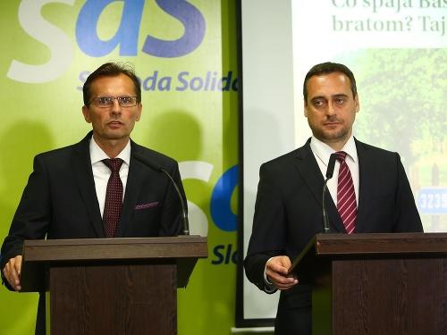 Ľubomír Galko a Jozef