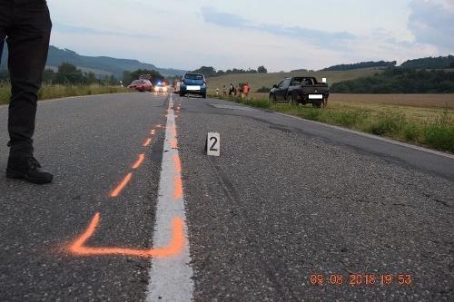 FOTO Tragédia pri Hnúšti:
