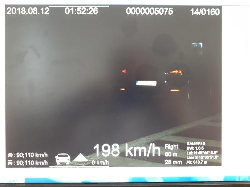 Vodiči prekročili maximálnu povolenú