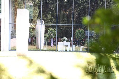 Pohreb Stanislava Dančiaka v