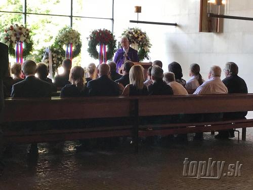 Emotívny pohreb legendárneho Dančiaka