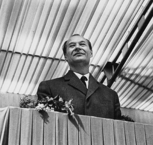 Pred 50 rokmi rezignoval