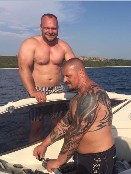 Michal Grebeči a Michal