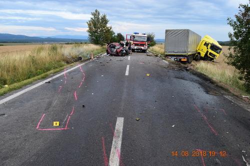 Pri tragickej dopravnej nehode