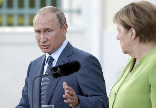 German office Angela Merkel