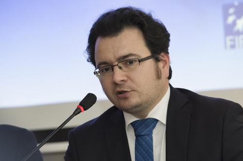 Ekonóm Vladimír Vaňo