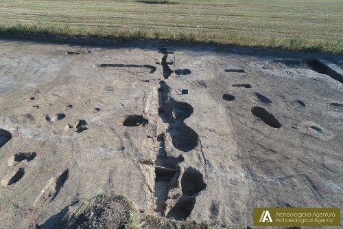 They found a discovery in Slovakia