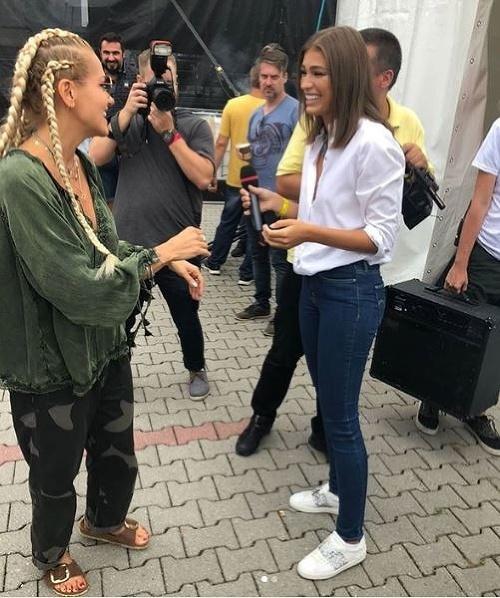 Jasmina Alagič nahradila Daru